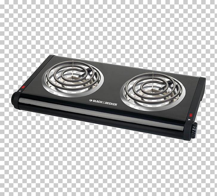 Buffet Black & Decker Kitchen stove Cooking Gas burner.