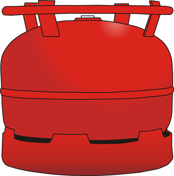 Red Gas Tank Clip Art at Clker.com.