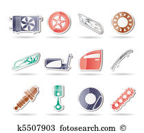 Head gasket Clipart Illustrations. 14 head gasket clip art vector.