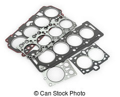 Head gasket Illustrations and Stock Art. 28 Head gasket.