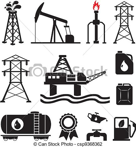 Oil And Gas Clipart.