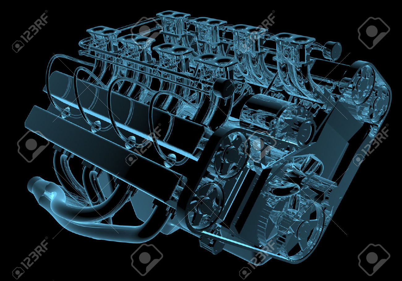 9,156 Gasoline Engine Stock Vector Illustration And Royalty Free.