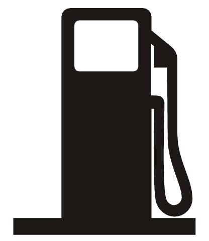 Gasoline pump clip art.