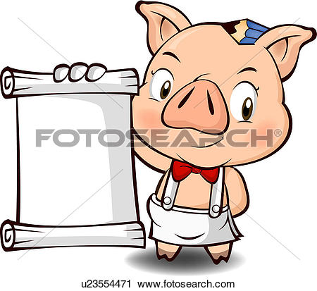 Clipart of jokbal, business, pork hock, female, restaurant, food.