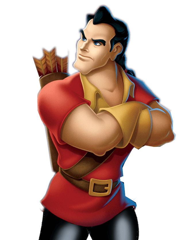 Gaston transparent PNG.