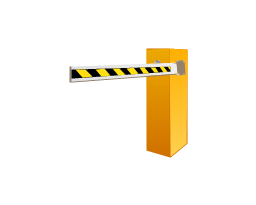 Toll Gate Clipart.
