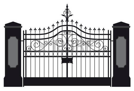 42,205 Gates Cliparts, Stock Vector And Royalty Free Gates.