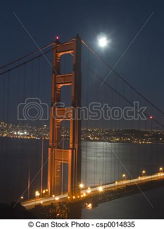 Stock Images of Golden Gate Tower.