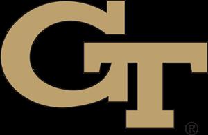Georgia Tech Yellow Jackets GT Logo Vector (.EPS) Free Download.
