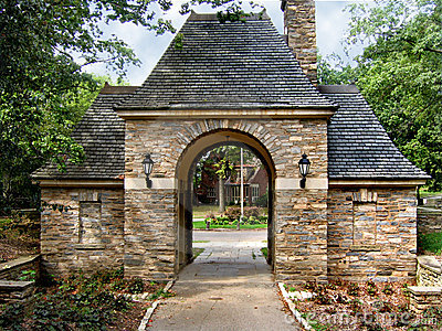 Gatehouse Stock Photos, Images, & Pictures.