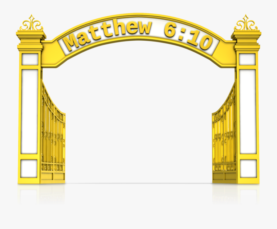 Gates Of Heaven Png , Free Transparent Clipart.