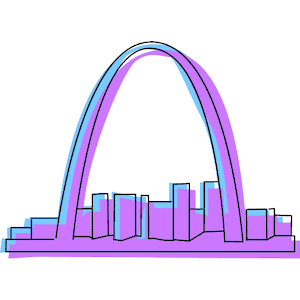 Gateway Arch 9 clipart, cliparts of Gateway Arch 9 free download.