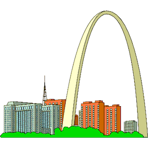 Gateway Arch 8 clipart, cliparts of Gateway Arch 8 free download.