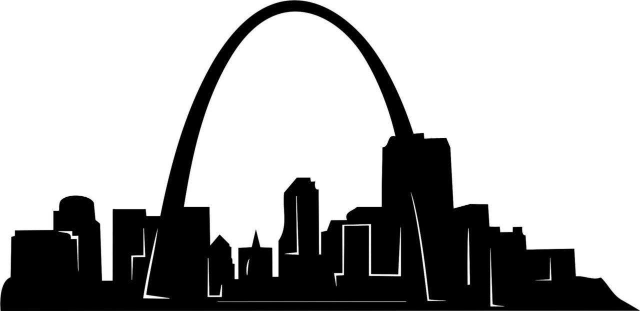 Gallery For > St. Louis Arch Clipart.