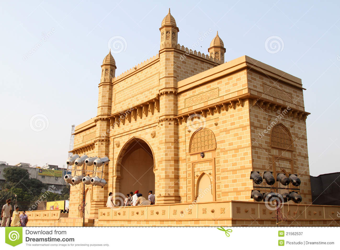 Gateway Of India Editorial Image.