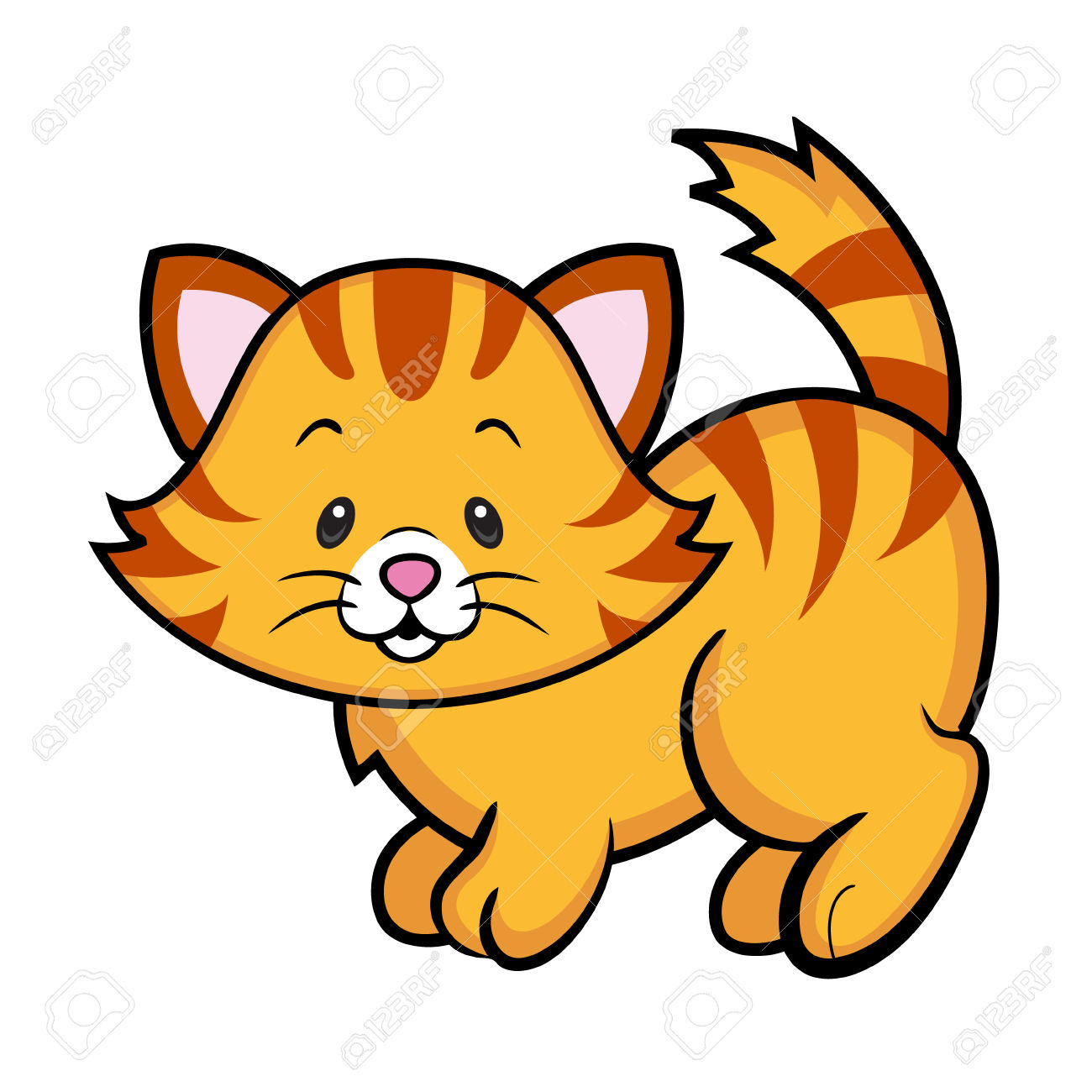 Clipart gato.