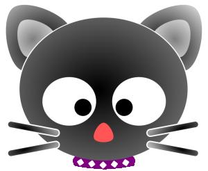 Gato Clip Art Download.