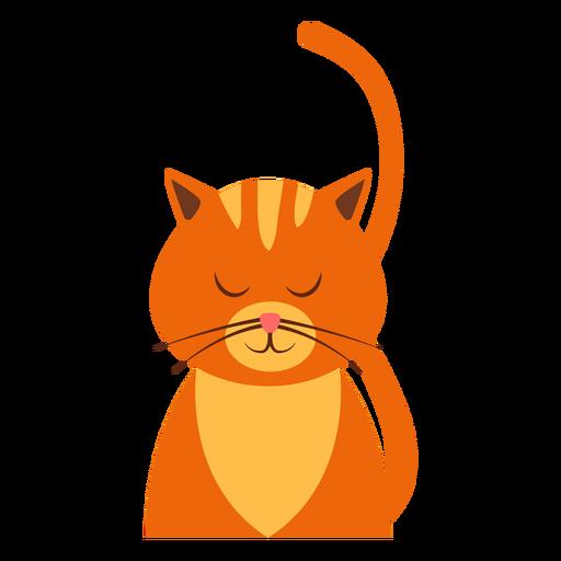 Avatar de estimação do gato.