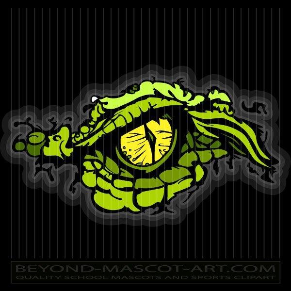Alligator Eye.