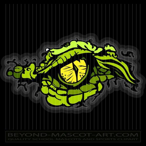 Alligator clipart eye, Alligator eye Transparent FREE for.