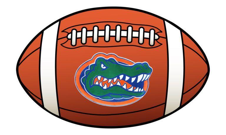 Gators Football Logo.