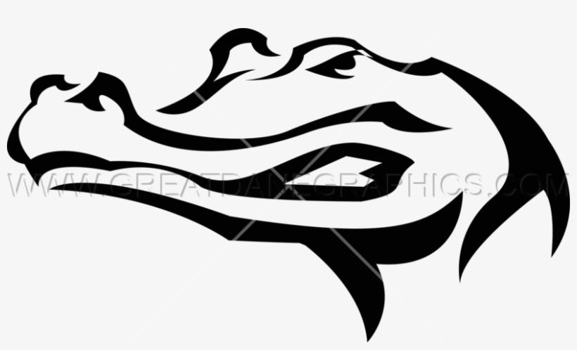 Banner Freeuse Gator Head.