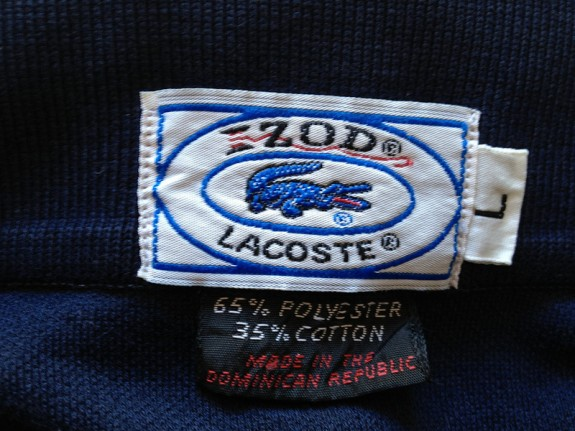 The Story Behind the Lacoste Crocodile Shirt.