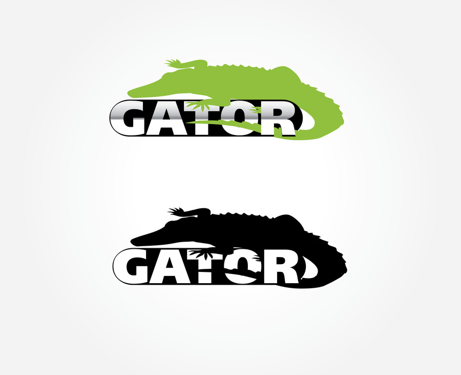 Entry #33 by maryanfreeboy for Design a Logo for Gator.