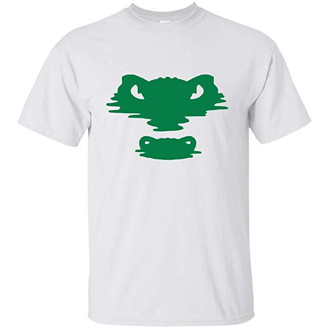 Amazon.com: Basketball Gator Mascot Ultra Cotton T.