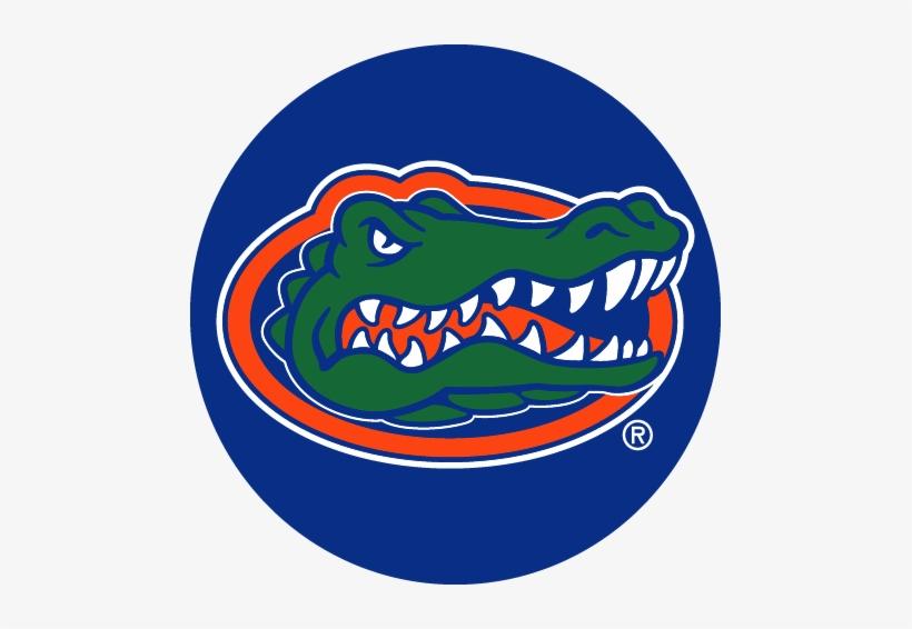 Logo Florida Gators Football Transparent PNG.