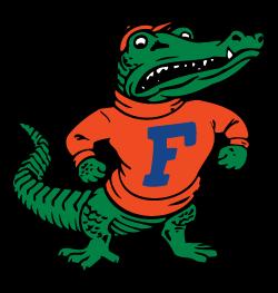 Vintage Florida Gators.