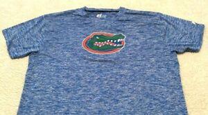 Details about FLORIDA GATORS Russell Athletics Gator Logo T.