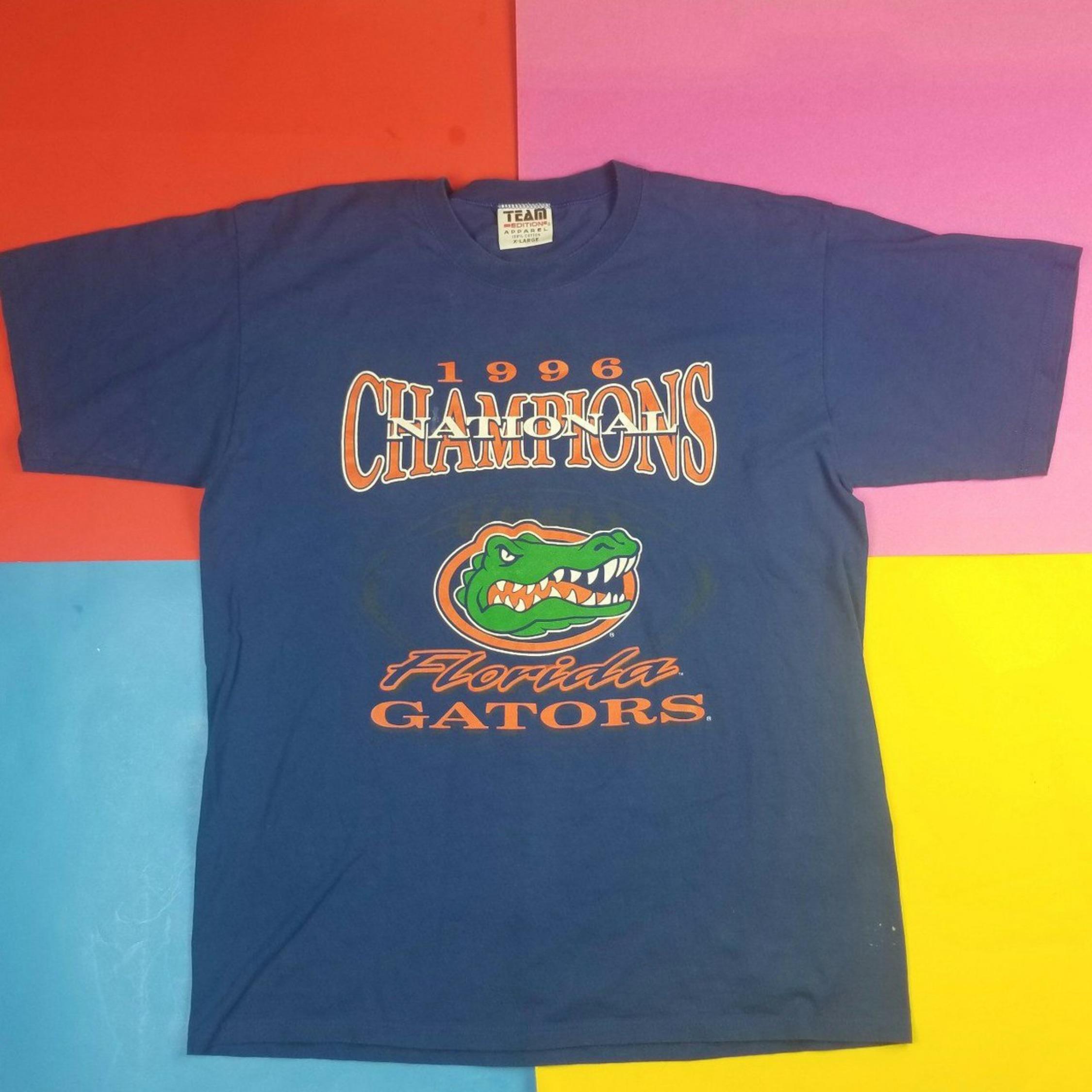 Florida Gators National Championship T Shirt.