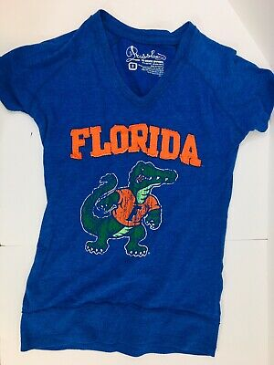 VINTAGE UNIVERSITY OF FLORIDA GATORS Logo T.