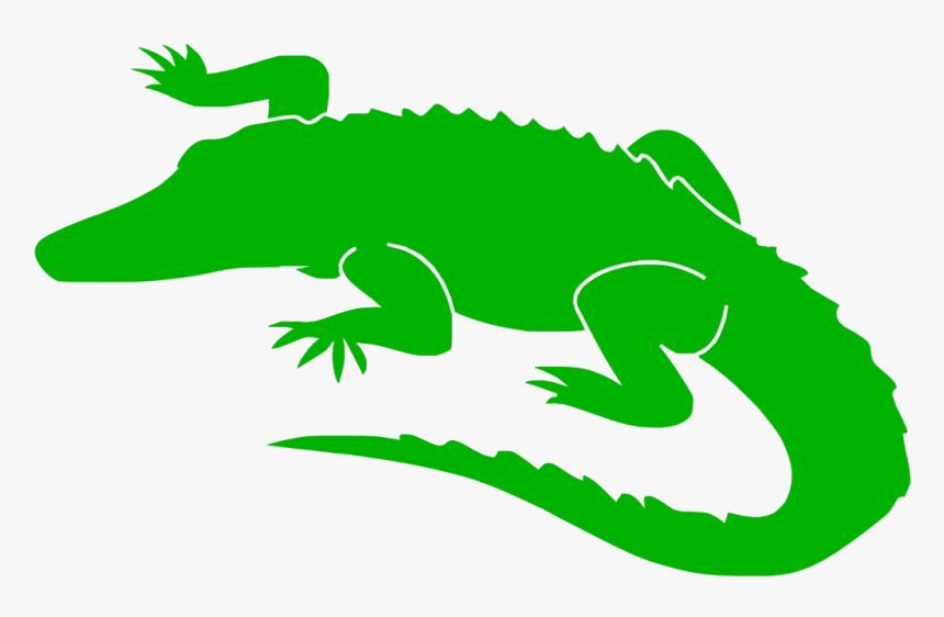 Alligators Crocodile Clip Art Scalable Vector Graphics.
