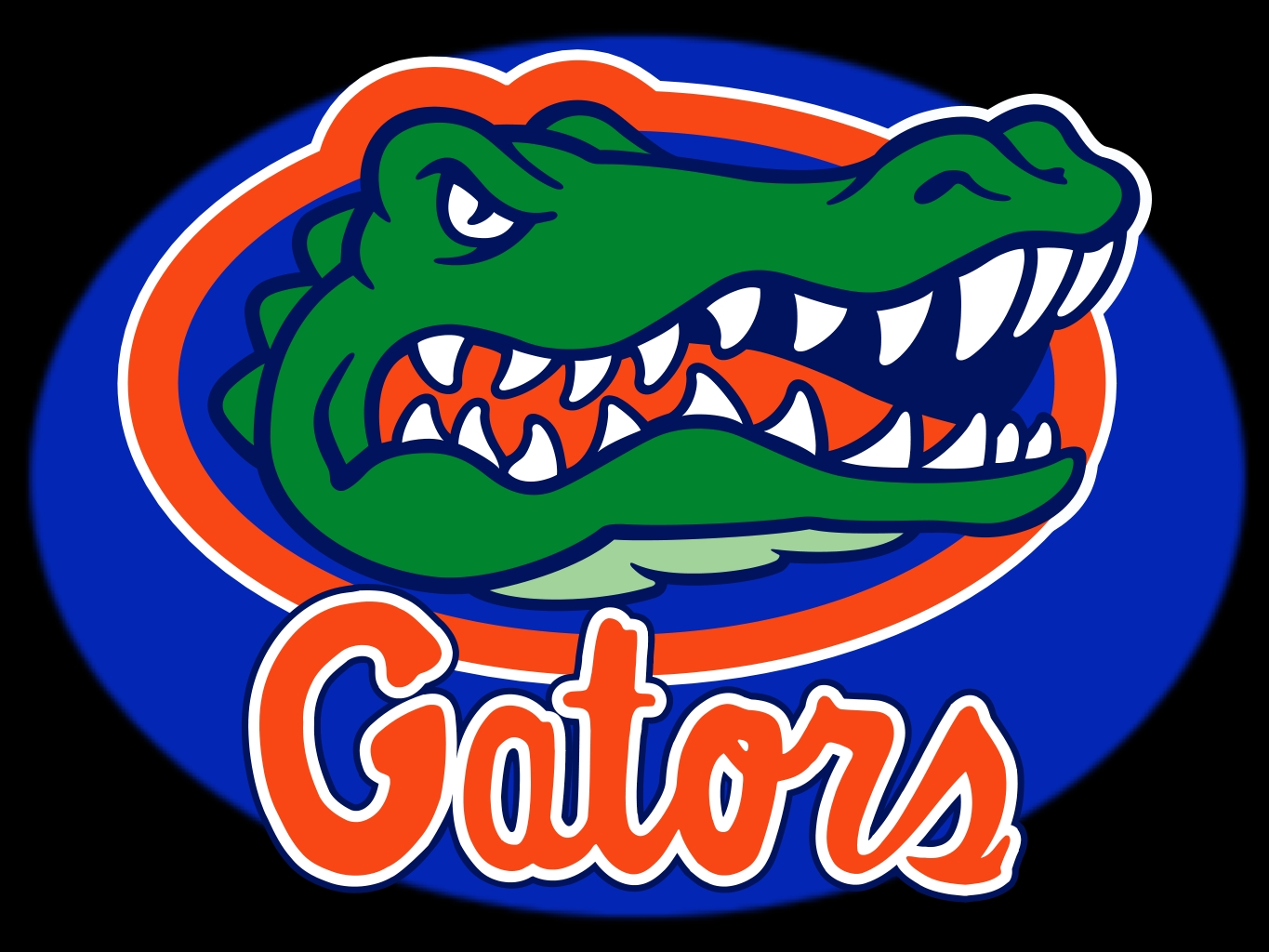 Florida Gators Logo Vector at GetDrawings.com.
