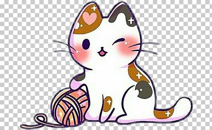 Kittens & Cats Kittens & Cats Cuteness, kawaii cat drawings.