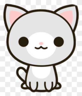 Kitty Clipart 19 Kitty Clip Kawaii Huge Freebie Download.