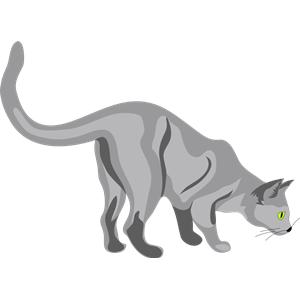 gatto cat architetto fra 02 clipart, cliparts of gatto cat.