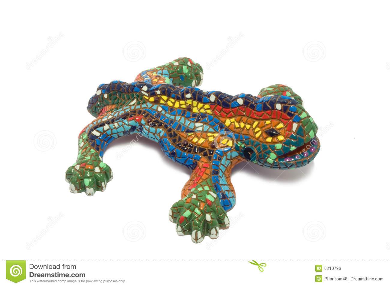 Gaudi's Lizard Barcelona Stock Photos, Images, & Pictures.