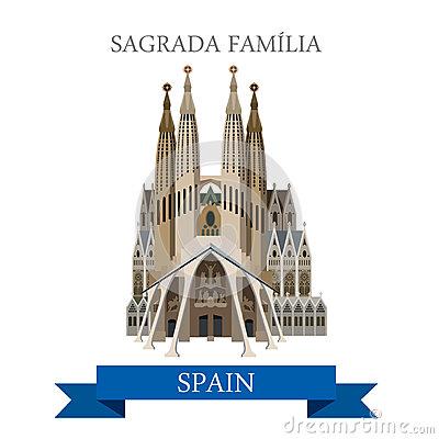 Gaudi Stock Illustrations.
