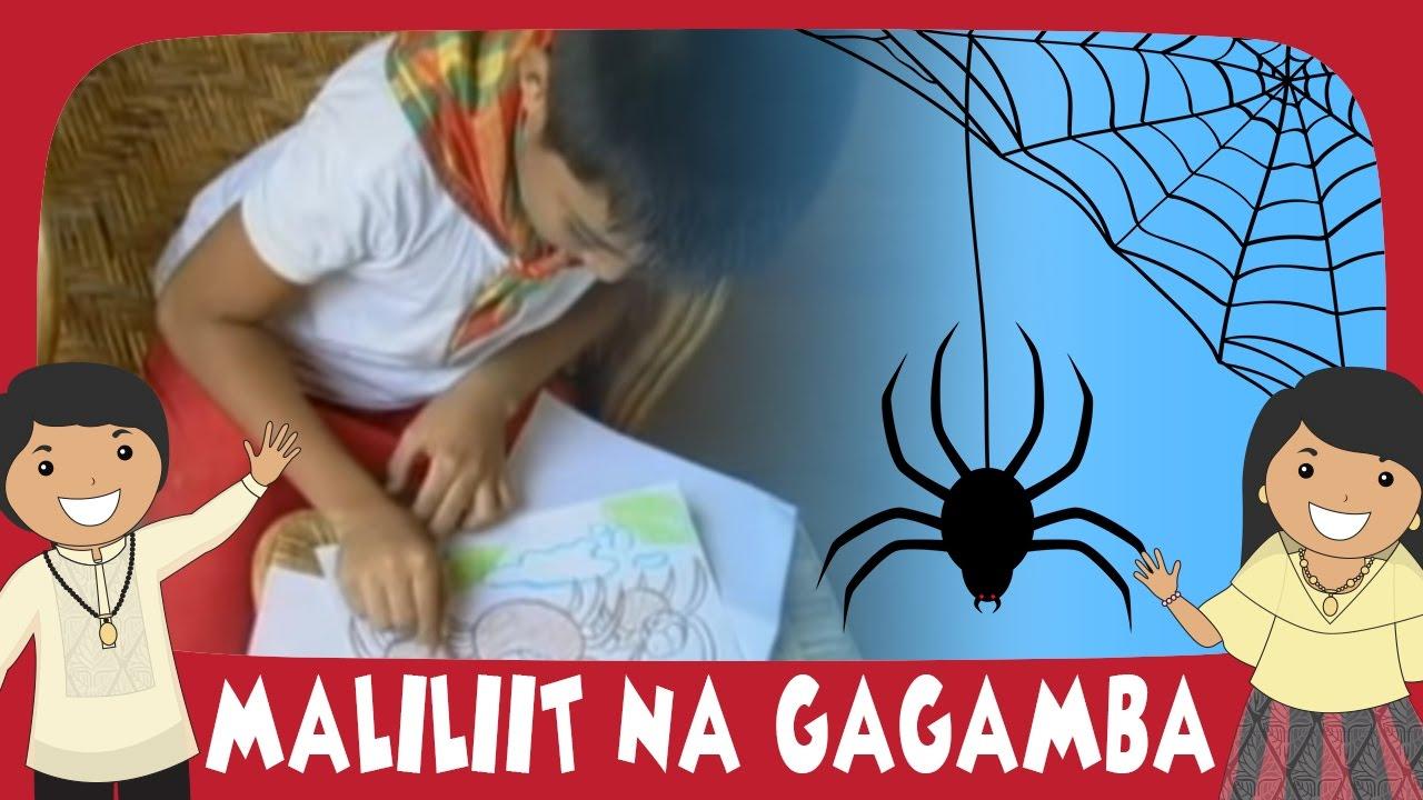 Maliliit Na Gagamba (Awiting Pambata).