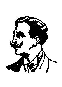 Gaul Mustache Clip Art Download.