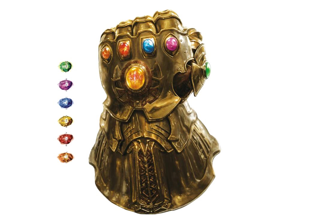 The Infinity Gauntlet PNG Images Transparent Free Download.
