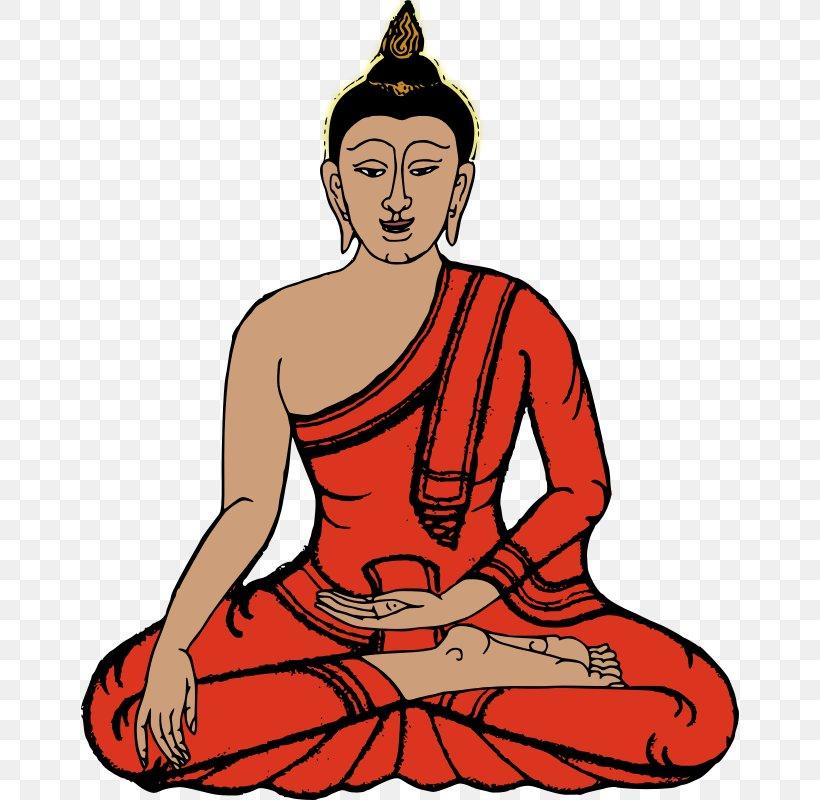 Gautama Buddha Hinduism Ganesha Religion Clip Art, PNG.