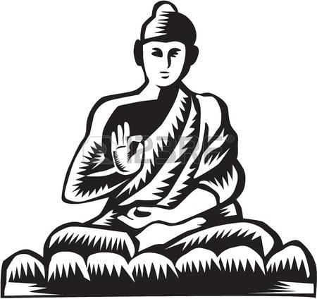 Gautama Buddha Stock Illustrations, Cliparts And Royalty Free.