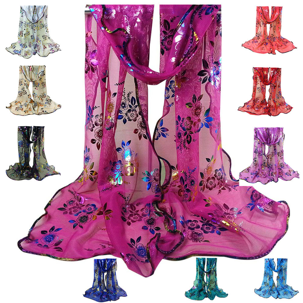 Compare Prices on Gauze Scarf.