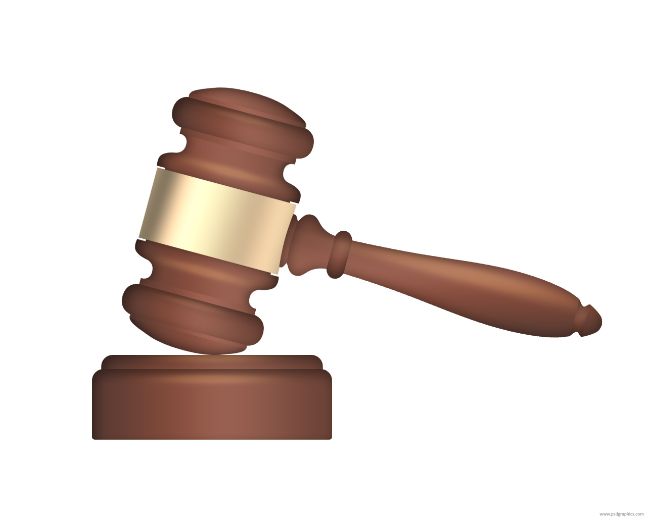 Auctioneer Gavel Clipart.