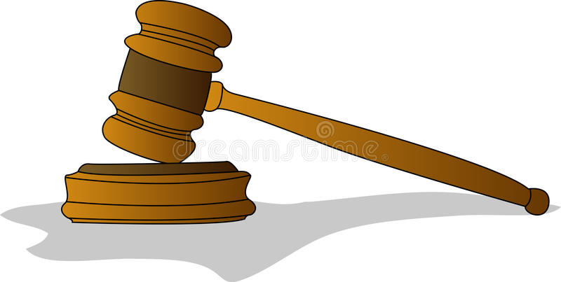 Judge gavel clipart 4 » Clipart Station.