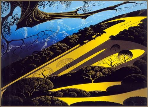 1000+ images about Eyvind Earle on Pinterest.